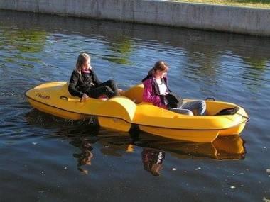 Colano WaterBike Kajaks/Kanus