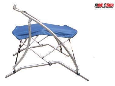 Bimini Top universal / toldo universal / Torre Wakeboard Wasserski/Wakeboard