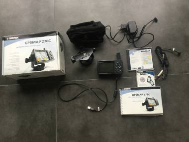 GPS Garmin 276C Elektronik