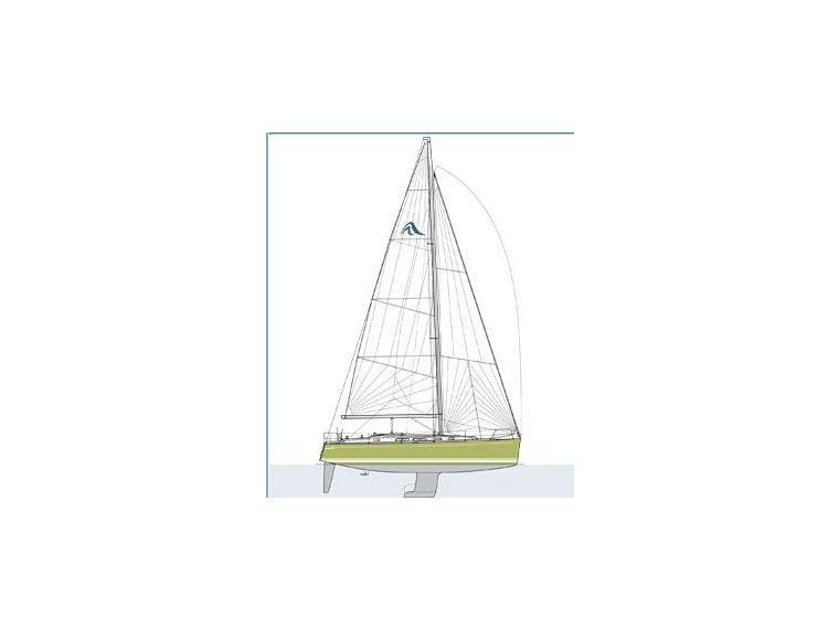 Hanse 400 Segelyacht