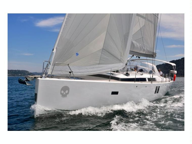 Hanse 495 Segelyacht