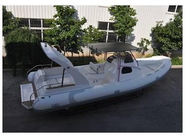 Shark-Boat 89