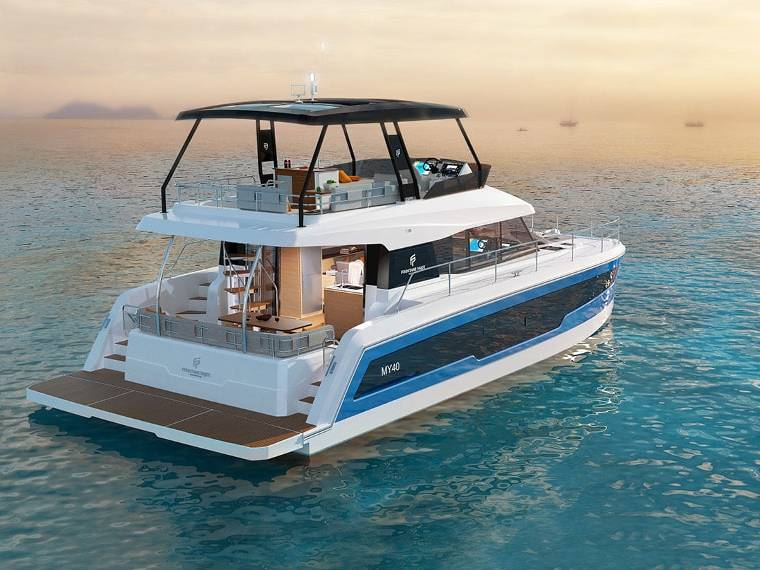 Fountaine Pajot MY 40 Motorkatamaran