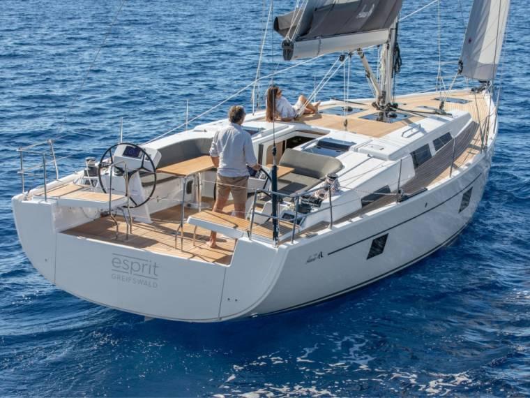 HANSE 508 Segelyacht