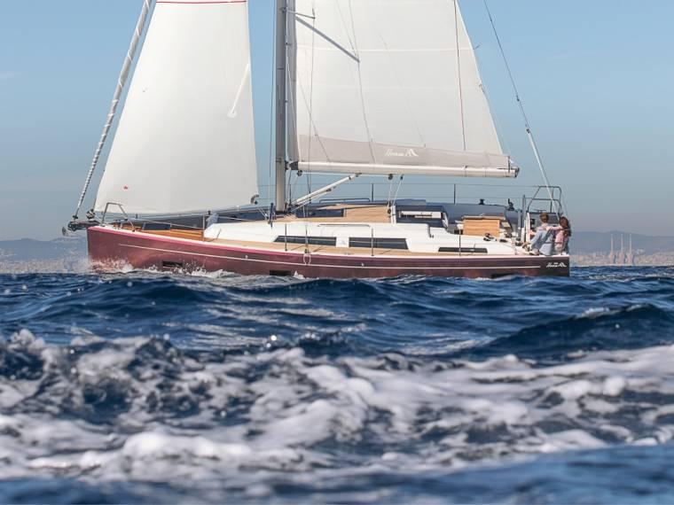 Hanse 388 Segelyacht