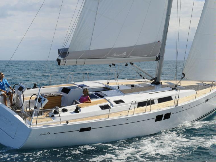 Hanse 505 Segelyacht