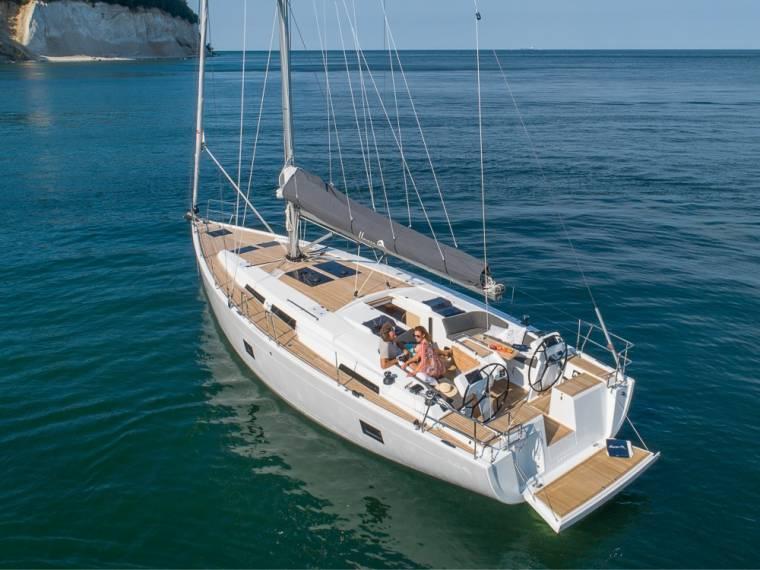 HANSE 458 Segelyacht