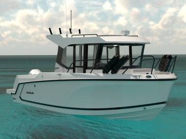 Captur 705 Pilothouse