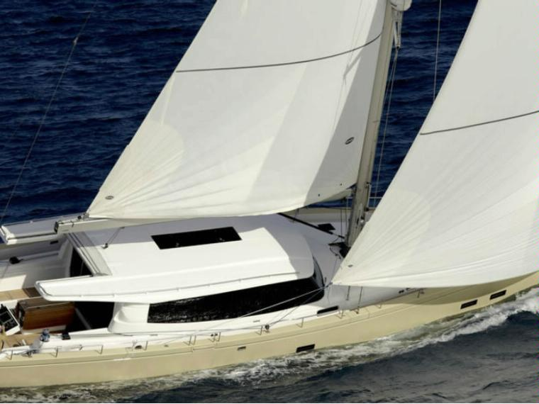 Moody Decksaloon 62 Segelyacht
