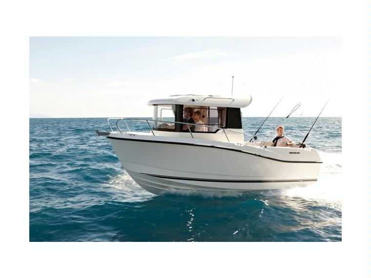 Quicksilver Captur 605 Pilothouse Fischerboot
