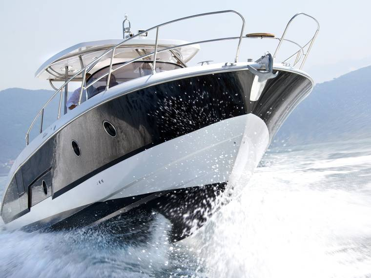 Sessa Marine KL 36 Sportboot