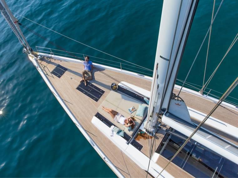 Hanse 675 Segelyacht