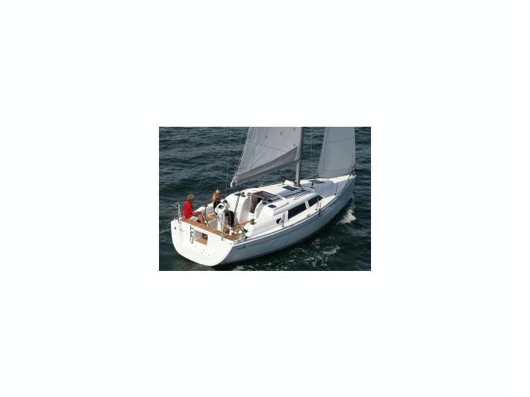 Hanse 325 Segelyacht