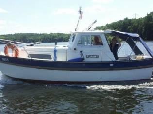 Motorboot Hardy Bosun 20 (MM)