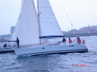 Jeanneau Sun Odyssey 40