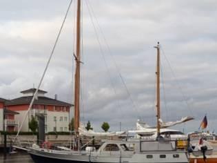 Motorsegler De Ruiter Trawler 37MS (TK)