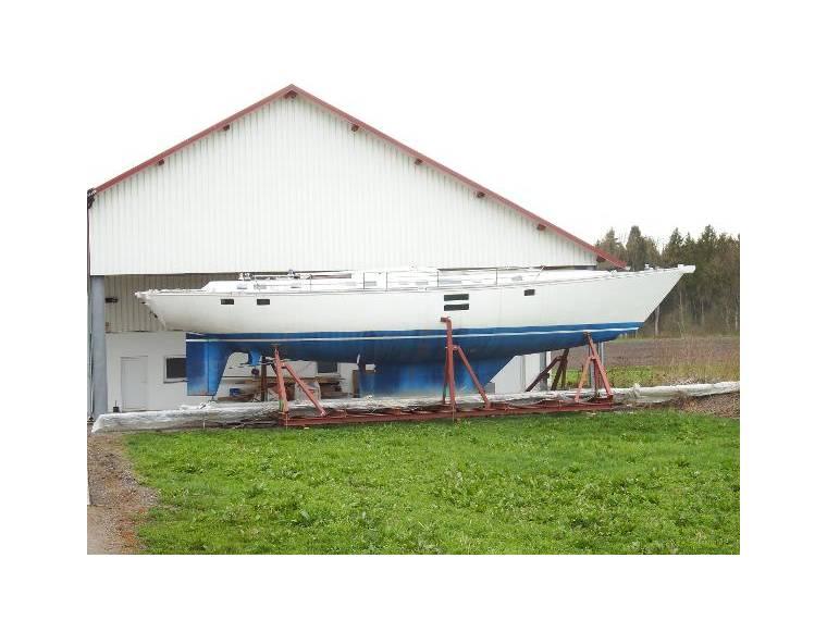 Aluminum 60 ft Ocean Cruiser