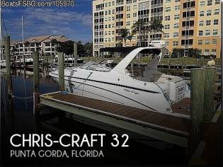 Chris-Craft 320 Express