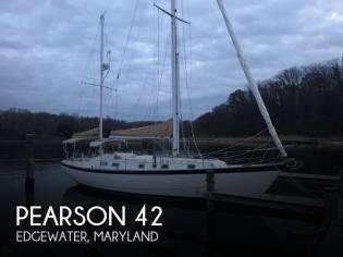 Pearson 42