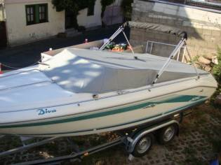Motorboot Sea Ray - 220 SR Daycruiser (MM)