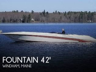 Fountain Lightning 42