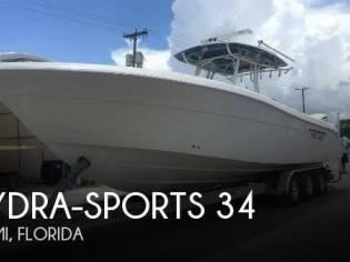 Hydra-Sports Custom 34