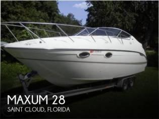 Maxum 2700 SCR