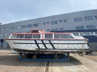 Robert Hatecke Tender / Lifeboat 12.50 VS/2