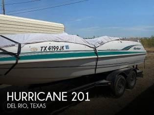 Hurricane Fun Deck 201