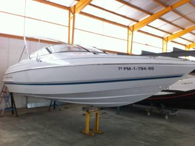 CHRIS CRAFT CONCEPT 23 BR