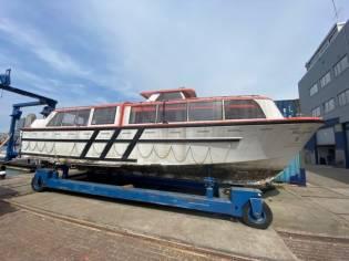 Robert Hatecke Tender / Lifeboat 12.50 VS