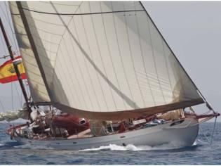 Classic Mylne Yacht 75