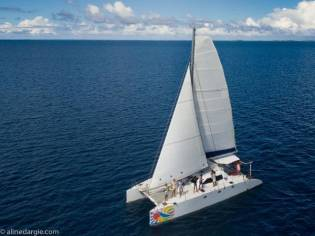 Catamaran Punch 1250