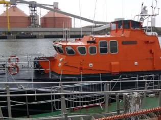 Workboat Arun Class Lifeboat ex RNLI