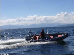 Patrol 600 mit Honda BF150 Messepaketpreis