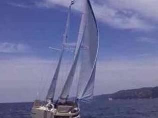 Custom W. Visser Carena 36 Ketch