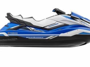 Yamaha Waterscooters Performance FX Cruiser SVHO