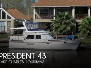 President 43 Double Cabin Aft Motor Yacht