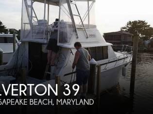 Silverton 37C