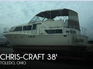 Chris-Craft 381 Catalina