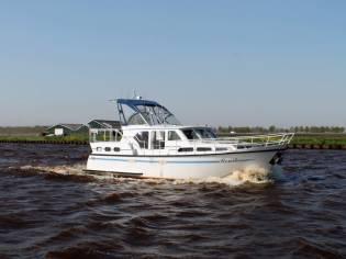 Pedro Boat Skiron 35