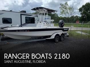 Ranger Boats 2180
