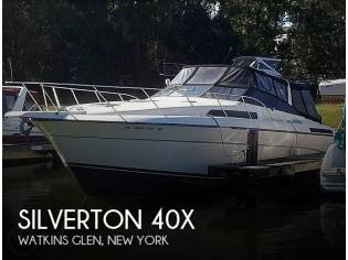 Silverton 40X Express