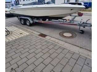 SEASWIRL SPYDER 195 MIT TRAILER