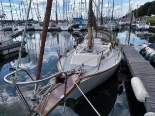 Nantucket Boat Works CLIPPER 32