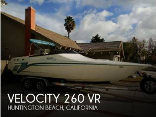 Velocity 260 VR