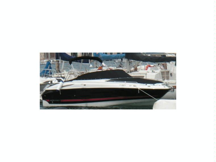 monterey 268 ss super sport in mallorca motorboote. Black Bedroom Furniture Sets. Home Design Ideas