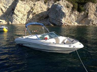 Sea Ray 185 bowrider