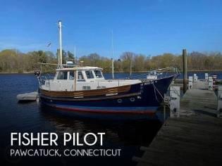 Fisher 30 Pilot