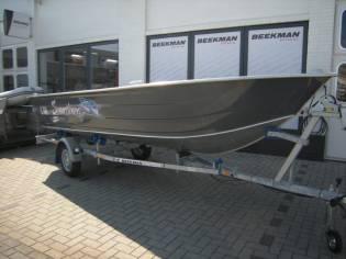 Smartliner 170 de Luxe Aluminium